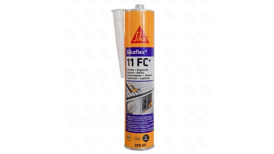 Клей-герметик Sika Sikaflex - 11FC+ білий, 300 мл