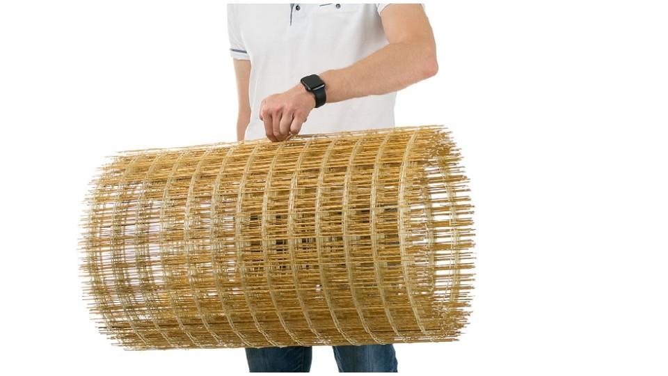 Склопластикова сітка IMPERATYV HardMesh 50x50 3 мм (0,38x50м)