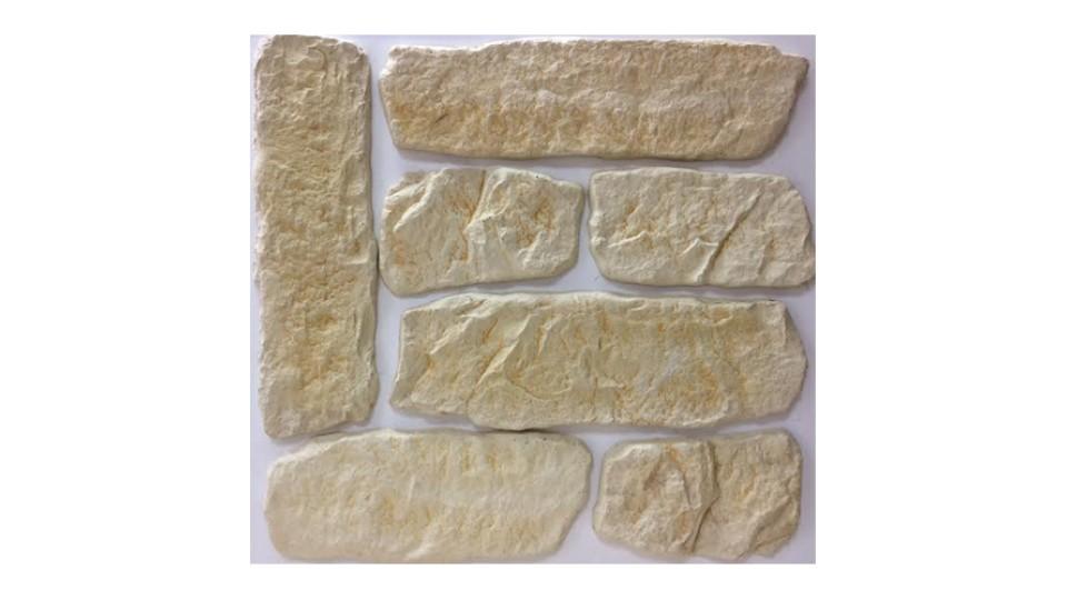 Штучний камінь Золотой Мандарин Палермо Ваніль