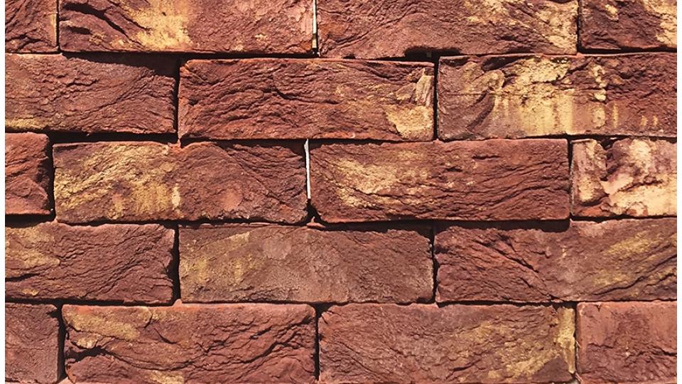 Цегла ручного формування Катеринославська Осінній лист