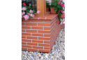 Клінкерна плитка для підвіконників KingKlinker 150х120х15 Ruby-red 01