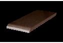 Клінкерна плитка для підвіконників KingKlinker 350х120х15 Glazed-brown 02