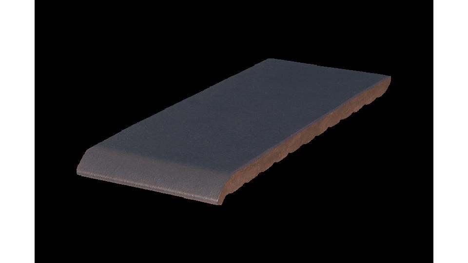 Клінкерна плитка для підвіконників KingKlinker 245х120х15 Polar night 08