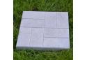 Тротуарна плитка Паркет 5 см, сірий