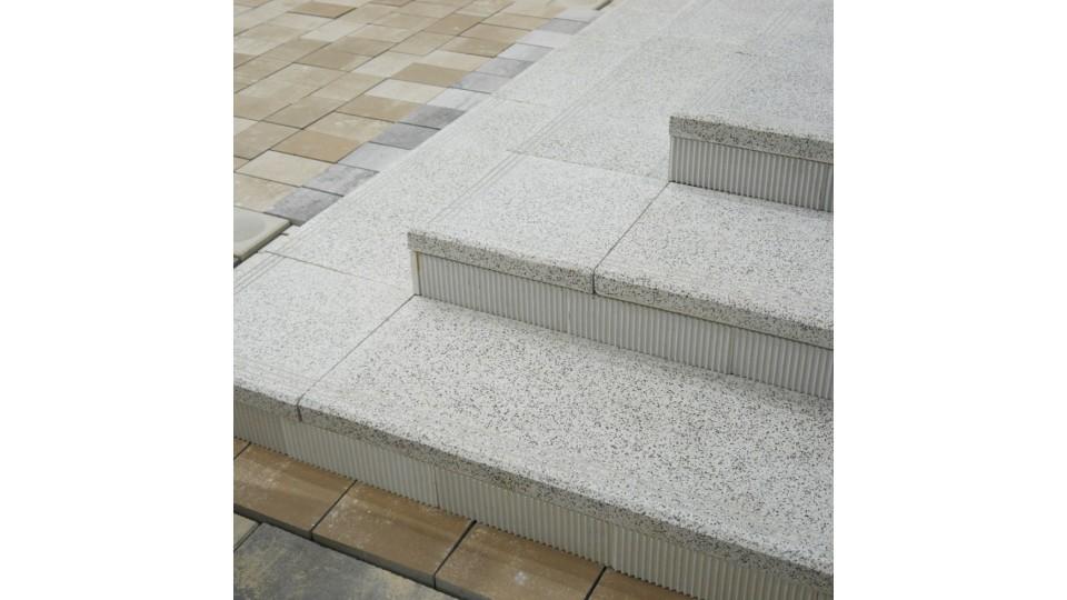 Плита для підлоги Золотой Мандарин Імперіал 325х325х50, вайт