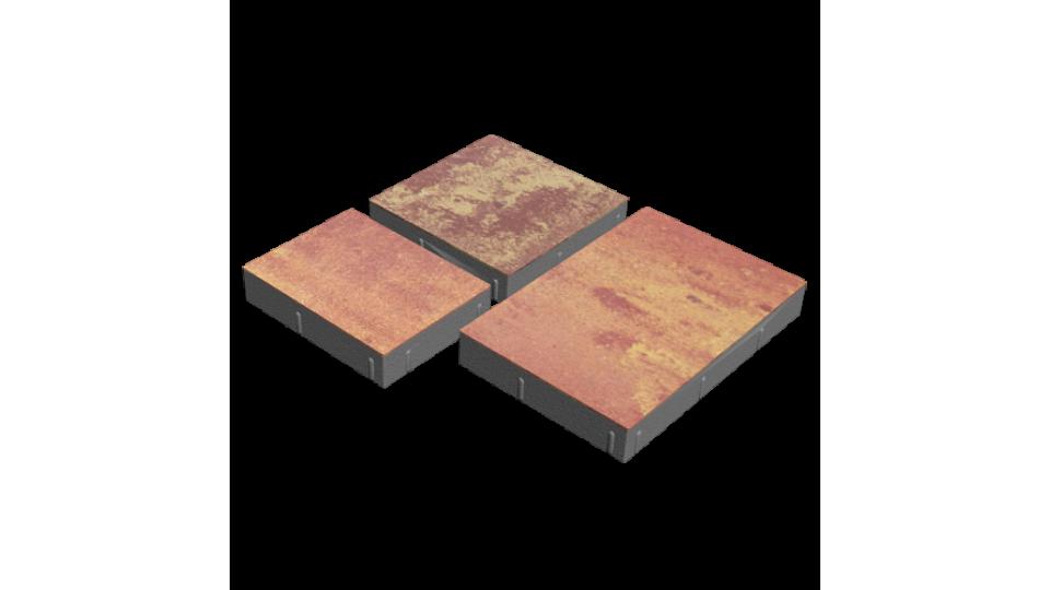 Тротуарна плитка Золотой Мандарин Модерн 6 см, флоренція