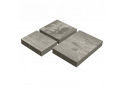 Тротуарна плитка Золотой Мандарин Модерн 6 см, грейс