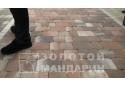 Тротуарна плитка Золотой Мандарин Стара площа 6 см, анкона