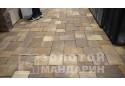 Тротуарна плитка Золотой Мандарин Стара площа 6 см, пастена