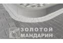 Борт радіусний Золотой Мандарин, 15 см