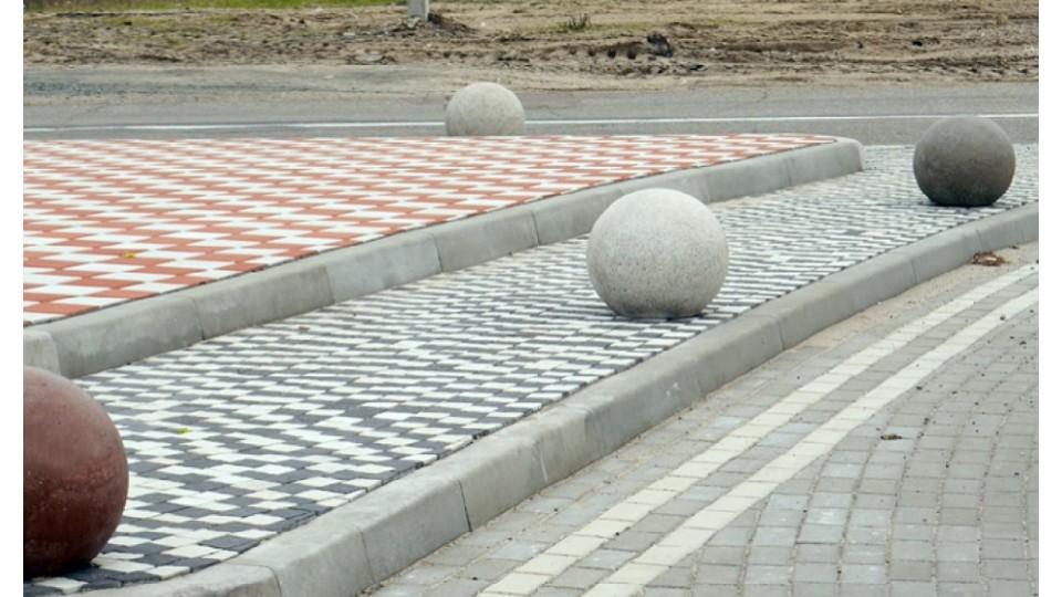 Антипарковочна Сфера Золотой Мандарин 440х400 мм, Вайт