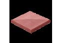 Кришка для стовпчика 48х48, червона