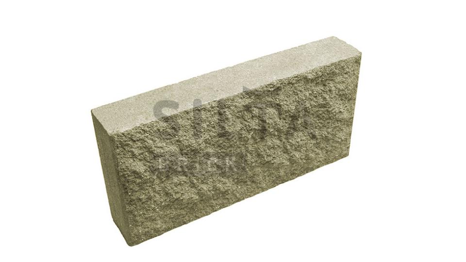 Цокольна плитка Silta-Brick 390×190x70 оливковий