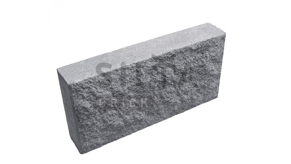 Цокольна плитка Silta-Brick 390×190x70 сірий