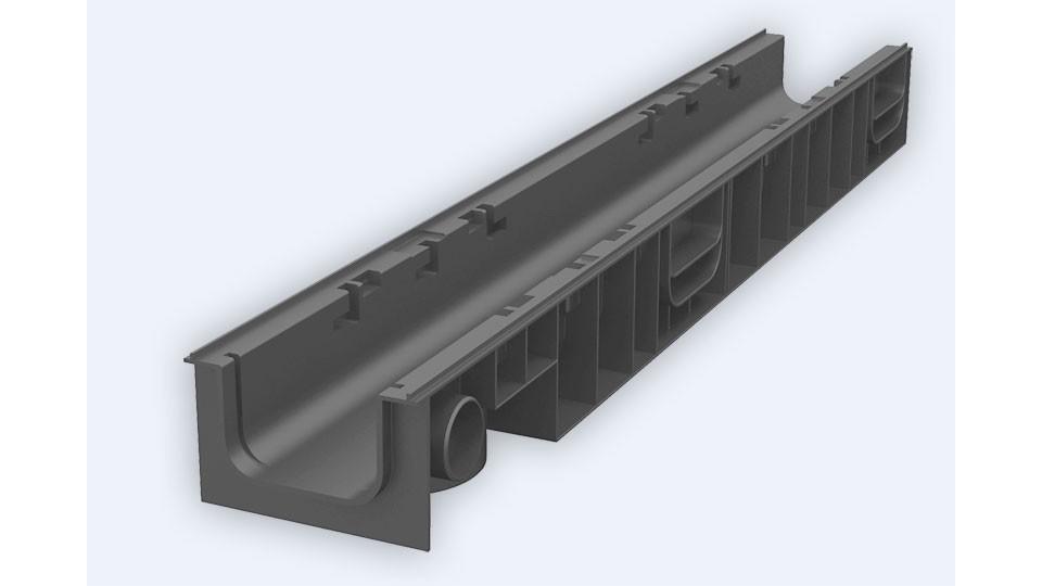 Лоток Ecoteck пластиковий 100.95 h99 Standart