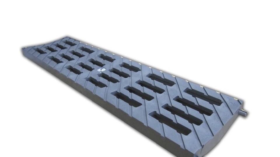 Решітка Ecoteck В-125 (металік) 100 Medium