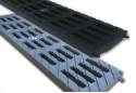 Решітка Ecoteck В-125 (чорний) 100 Medium