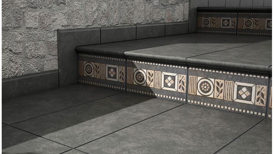 Клінкерна плитка для підлоги Gresmanc Riansares 299х299