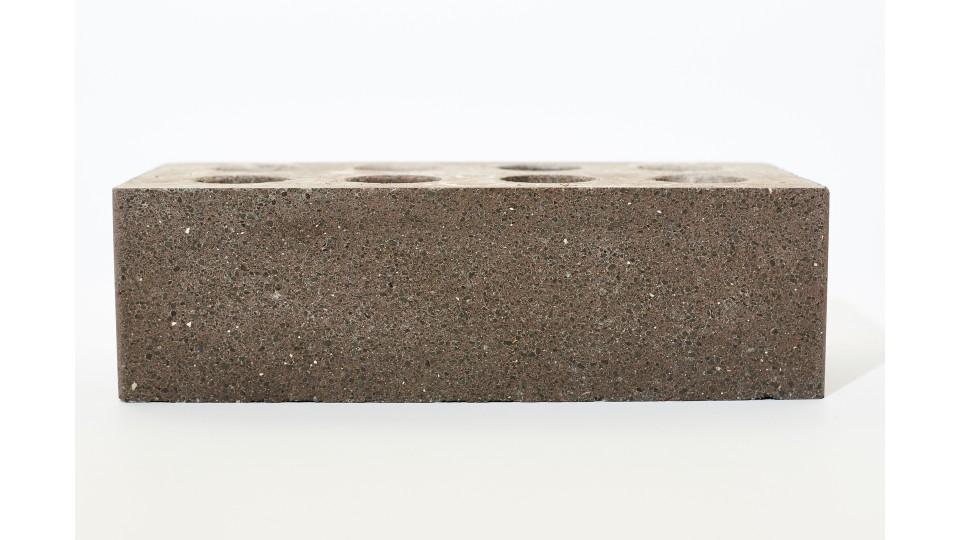 Цегла Літос Магма (Шкіра) шоколад, євростандарт