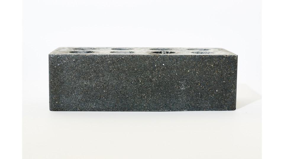 Цегла Літос Магма (Шкіра) сіра, євростандарт