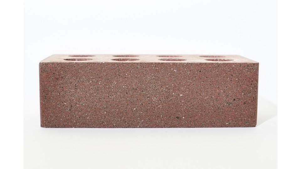 Цегла Літос Магма (Шкіра) бордо, євростандарт