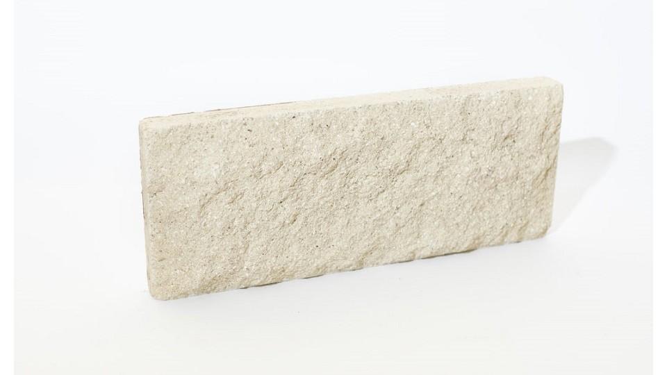 Плитка цокольна Літос, Біла