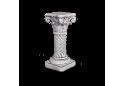 Колона Золотой Мандарин Пасіано 800х360х360, патина